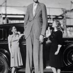 El hombre mas alto del mundo, 272 cms