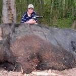El cerdo mas grande del mundo