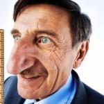La nariz mas grande del mundo