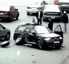En Rusia ser conductor es deporte de riesgo