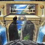 Las increibles ilusiones opticas de Julian Beever