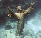 La historia del Cristo del Abismo