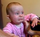 Bebé no soporta un NO